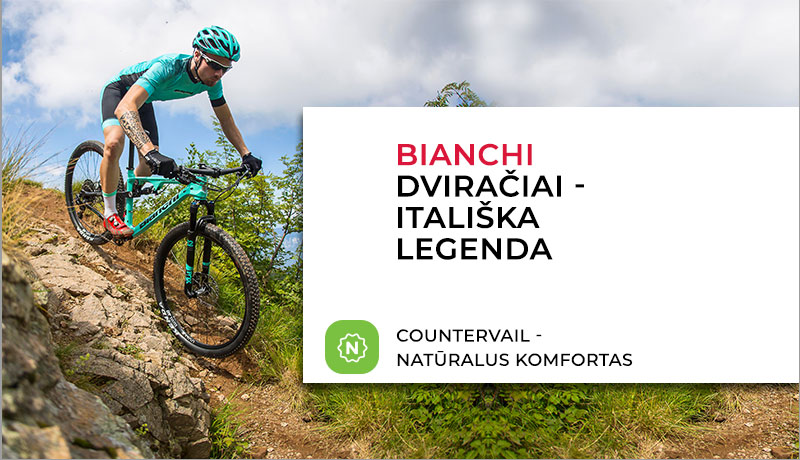Bianchi dviračiai