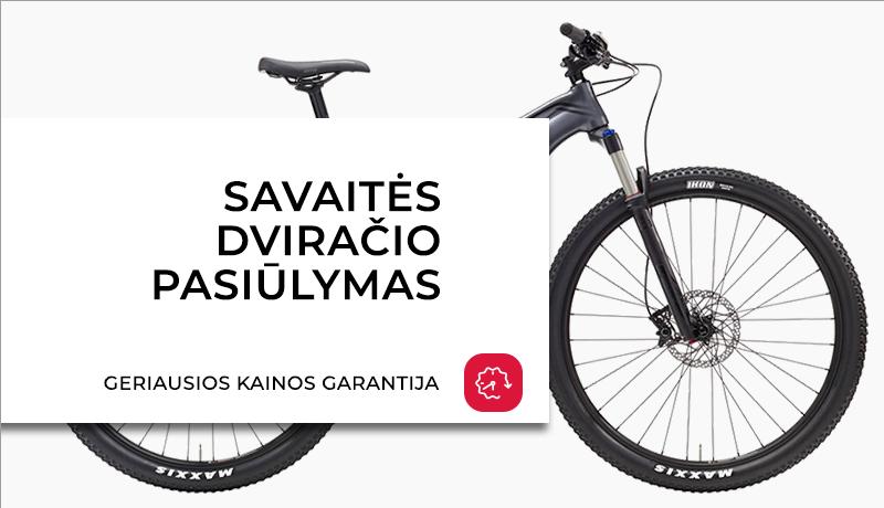 Savaitės dviračio pasiūlymas