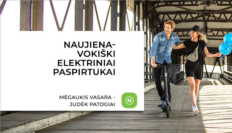 Elektriniai parpirtukai