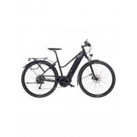 2020 E-SPILLO Active SF Deore 10sp elektrinis moteriškas dviratis