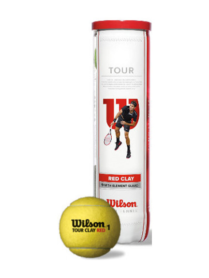 Tour Clay Red (4 kam.)